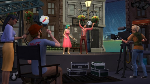 The Sims 4 Get Famous Free Steam Key 2
