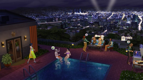 The Sims 4 Get Famous Free Steam Key 3