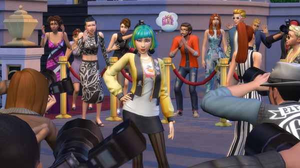 The Sims 4 Get Famous Free Steam Key 1
