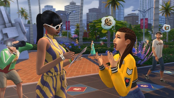 The Sims 4 Get Famous Free Steam Key 4