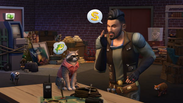 The Sims 4 Cats & Dogs Free Steam Key 1