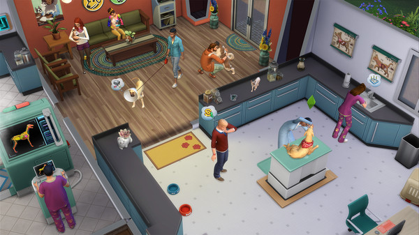 The Sims 4 Cats & Dogs Free Steam Key 4