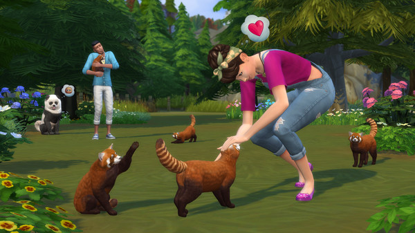 The Sims 4 Cats & Dogs Free Steam Key 2