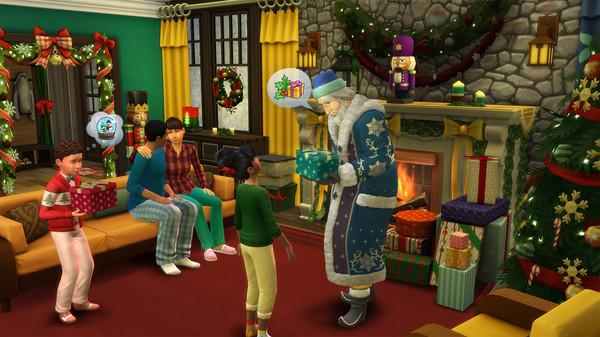 The Sims 4 Seasons Free Steam Key 2