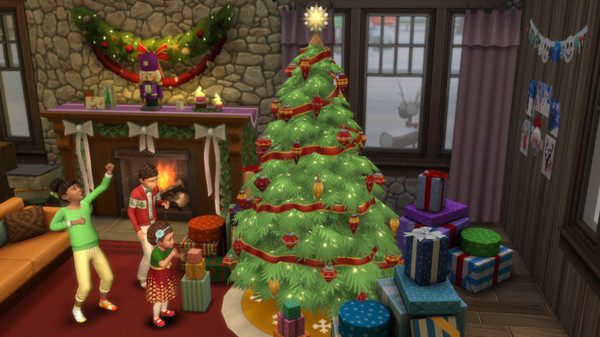 The Sims 4 Seasons Free Steam Key 3