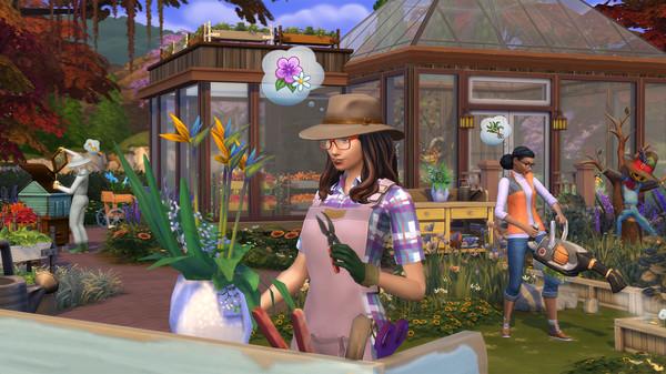 The Sims 4 Seasons Free Steam Key 4