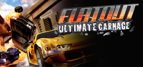 FlatOut: Ultimate Carnage cover art