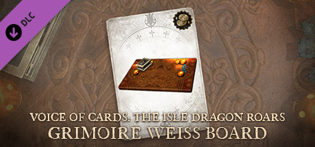 Voice of Cards: The Isle Dragon Roars Grimoire Weiss Board