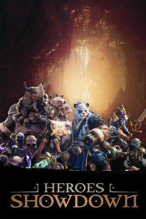 Heroes Showdown poster image on Steam Backlog