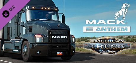 Купить American Truck Simulator - Mack Anthem® (DLC)