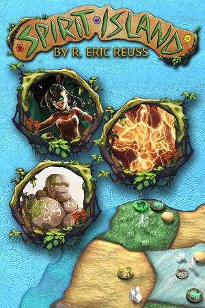 Spirit Island poster image on Steam Backlog
