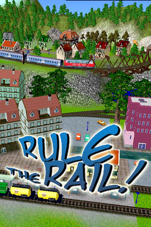 Rule the Rail! poster image on Steam Backlog