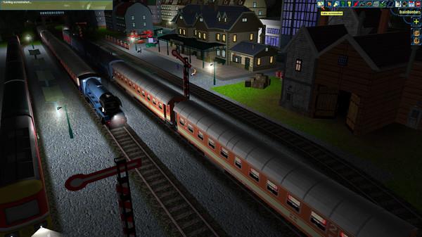 Train dispatcher 3
