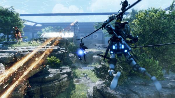 скриншот Titanfall 2 2