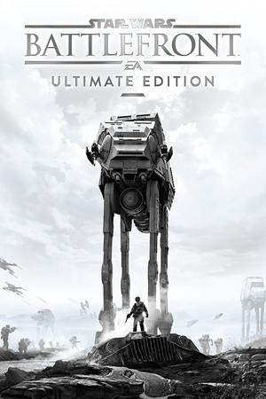 STAR WARS Battlefront poster image on Steam Backlog
