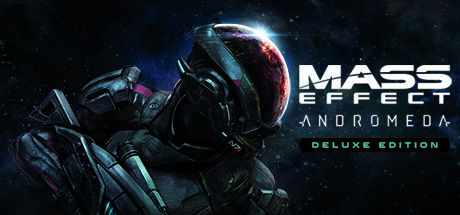 Mass Effect™: Andromeda cover art