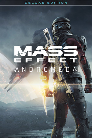 Mass Effect: Andromeda Deluxe Edition poster image on Steam Backlog