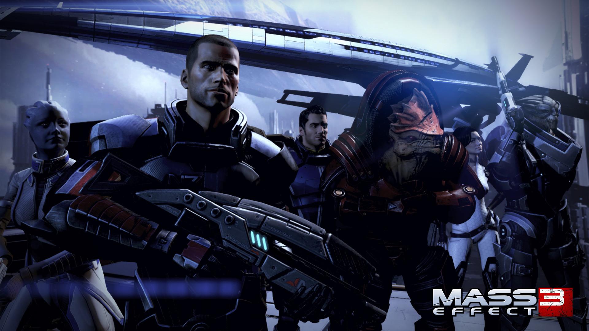 Mass Effect 3 Resimleri
