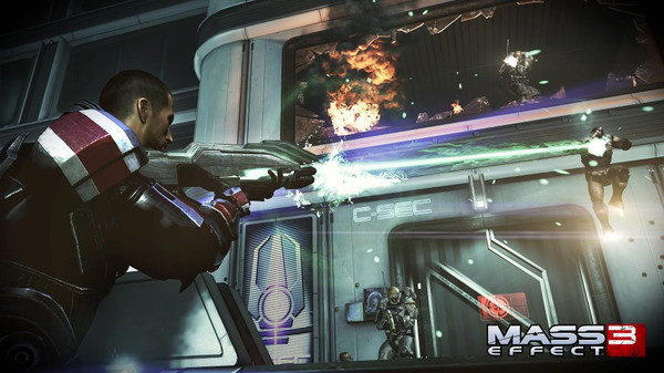 скриншот Mass Effect 3 DLC Bundle 5