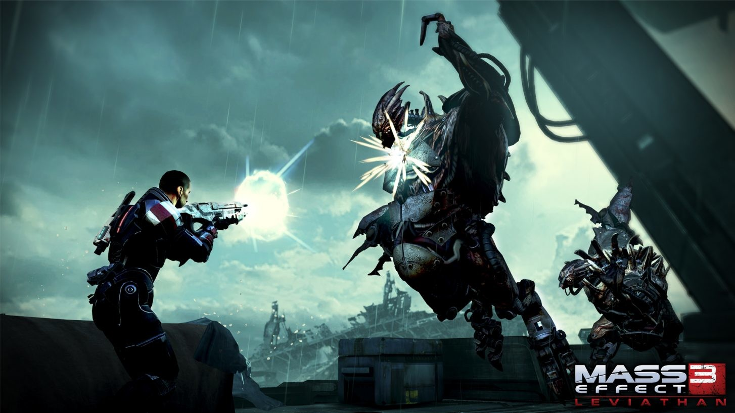 Mass Effect™ 3 DLC Bundle Resimleri