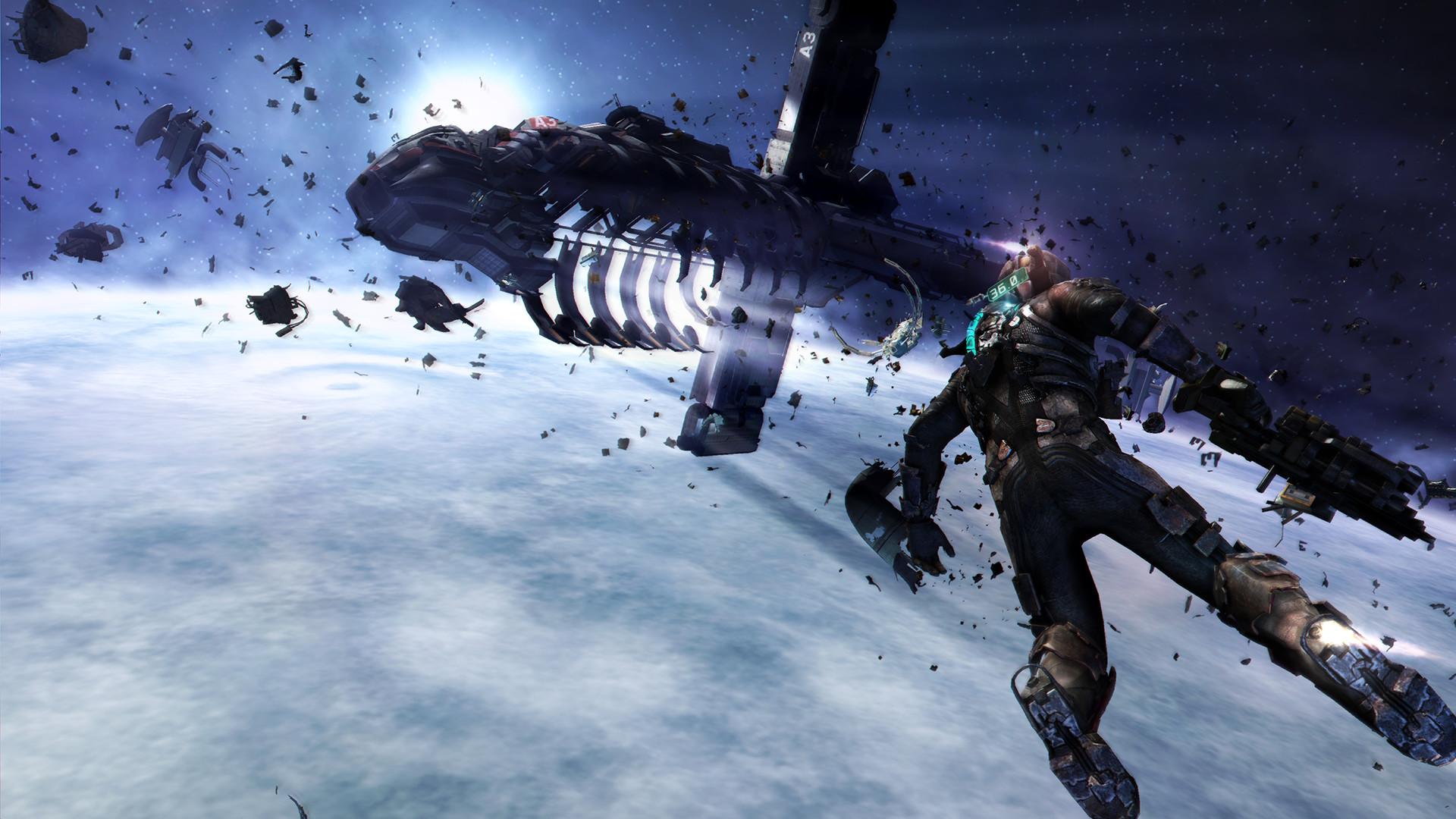 Dead Space™ 3 Images