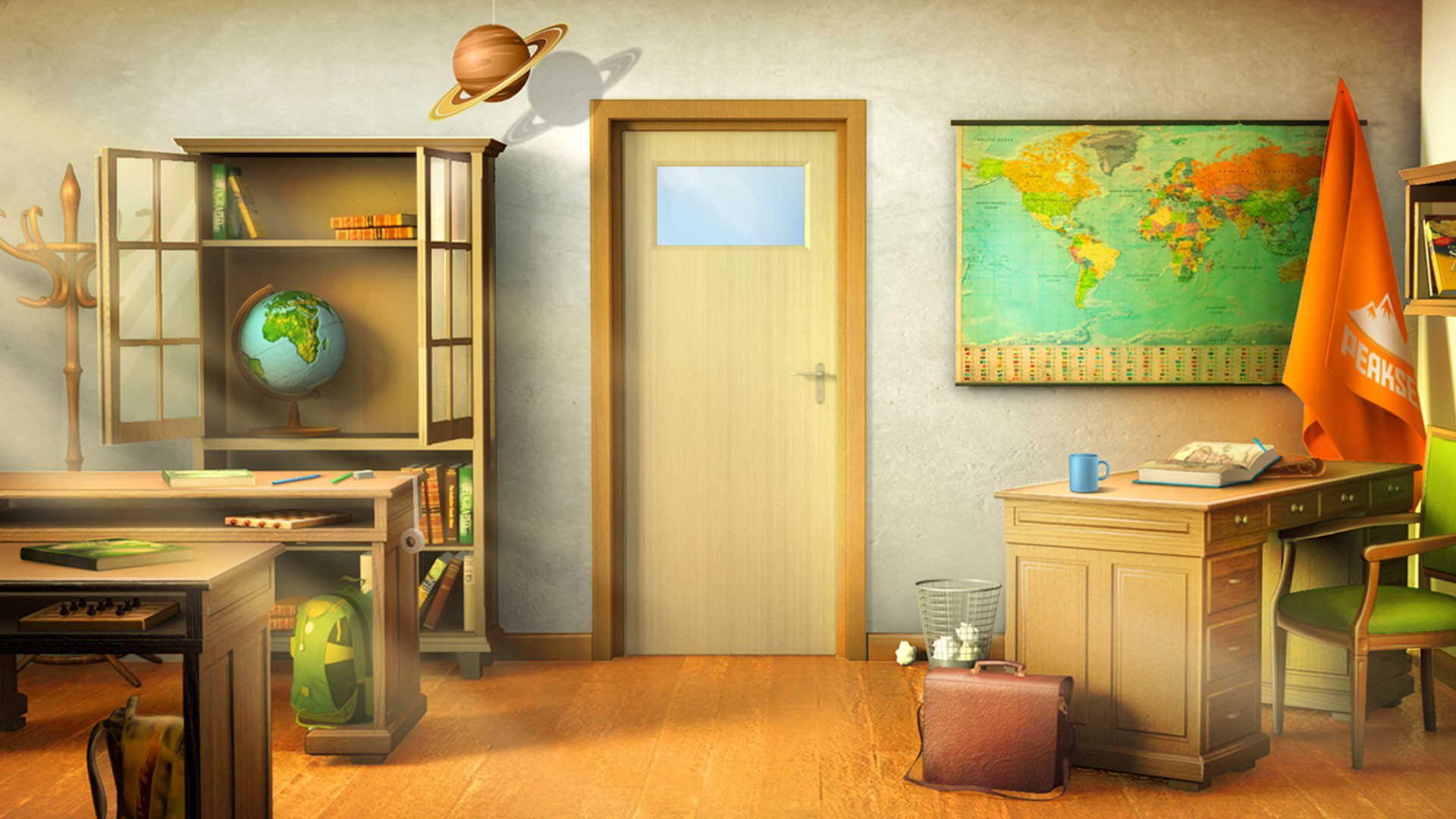 What S On Steam 100 Doors Game Escape From School