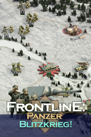 Frontline: Panzer Blitzkrieg! poster image on Steam Backlog
