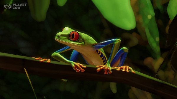 Скриншот №4 к Planet Zoo South America Pack
