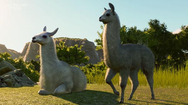 Скриншот №7 к Planet Zoo South America Pack
