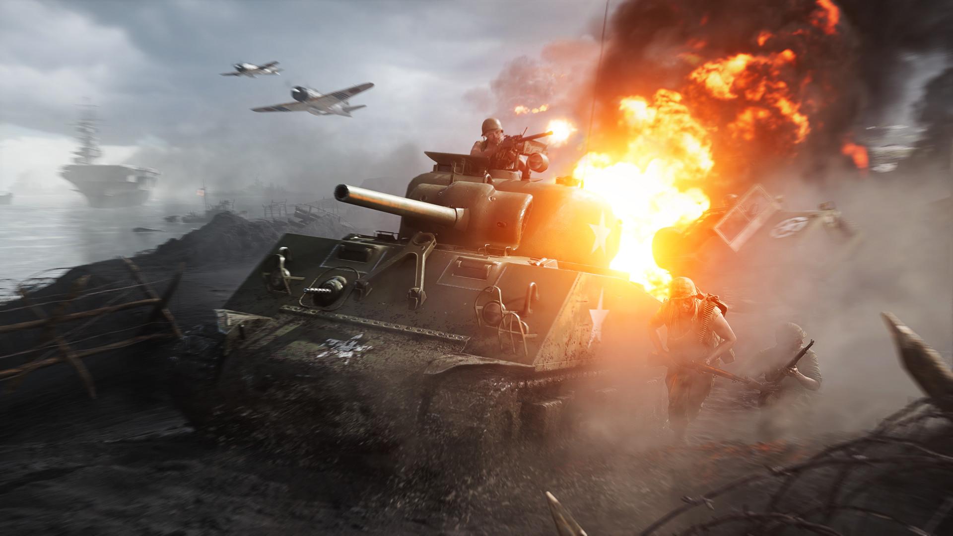 Battlefield™ V Resimleri