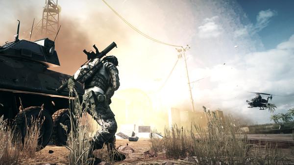 Скриншот №1 к Battlefield 3™ Абсолютно все