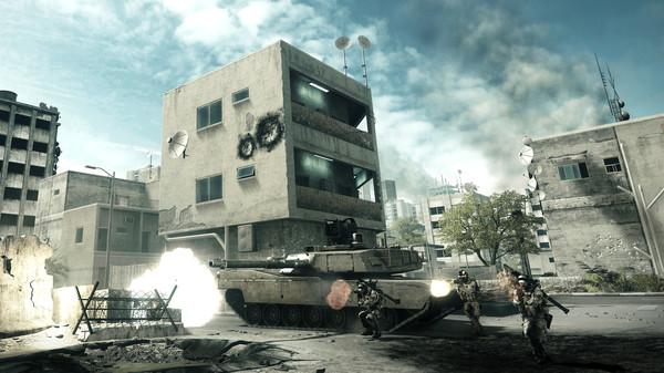 Скриншот №4 к Battlefield 3™ Абсолютно все