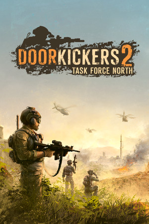 Door Kickers 2: Task Force North poster image on Steam Backlog