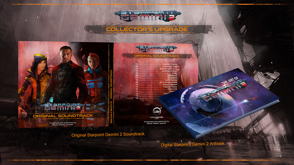 Capture d'écran n°1 du Jeu Starpoint Gemini 2: Collector's Upgrade