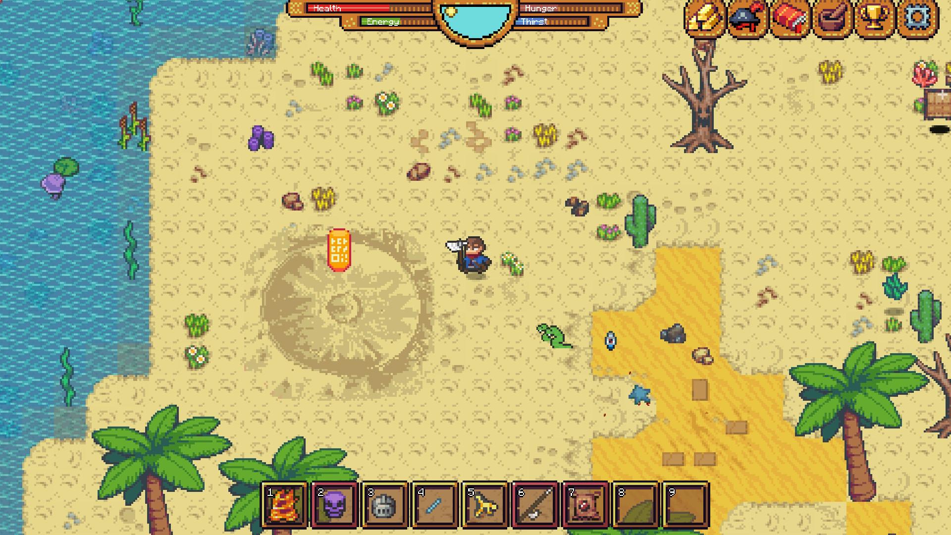 Surviving Titan screenshot