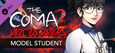 The Coma 2: Vicious Sisters DLC - Mina - Model Student Skin