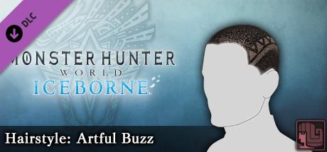 Monster Hunter World: Iceborne - Hairstyle: Artful Buzz