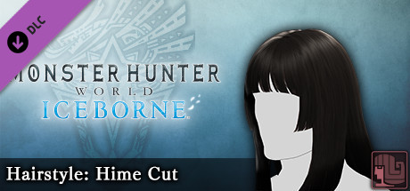 Monster Hunter World: Iceborne - Hairstyle: Hime Cut