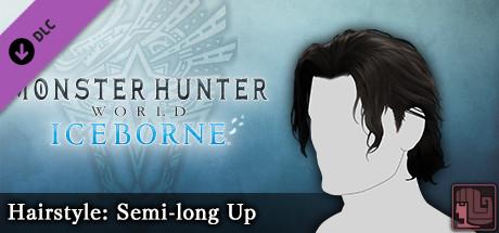Monster Hunter World: Iceborne - Hairstyle: Semi-long Up