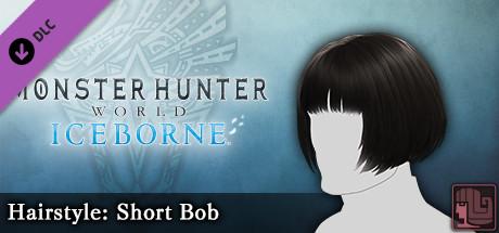 Monster Hunter World: Iceborne - Hairstyle: Short Bob