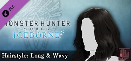 Monster Hunter World: Iceborne - Hairstyle: Long & Wavy