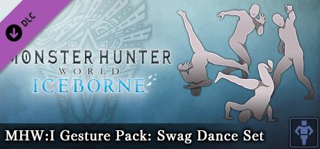 Monster Hunter: World - MHW:I Gesture Pack: Swag Dance Set