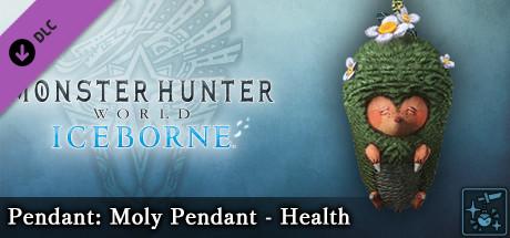 Monster Hunter World: Iceborne - Pendant: Moly Pendant - Health