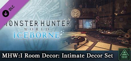 Monster Hunter World: Iceborne - MHW:I Room Decor: Intimate Decor Set