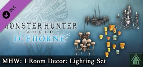 Monster Hunter World: Iceborne - MHW: I Room Decor: Lighting Set