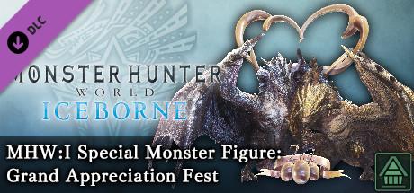 Monster Hunter World: Iceborne - MHW:I Special Monster Figure: Grand Appreciation Fest