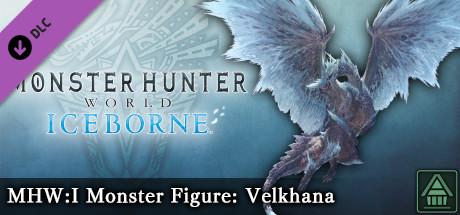 Monster Hunter World: Iceborne - MHW:I Monster Figure: Velkhana