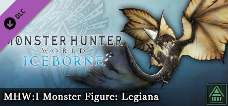 Monster Hunter World: Iceborne - MHW:I Monster Figure: Legiana