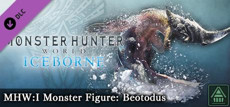 Monster Hunter World: Iceborne - MHW:I Monster Figure: Beotodus