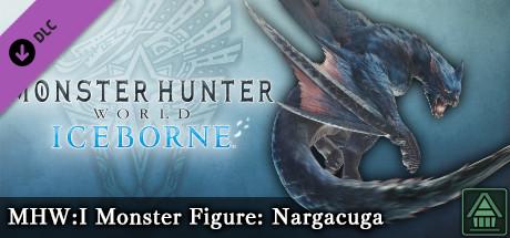 Monster Hunter World: Iceborne - MHW:I Monster Figure: Nargacuga